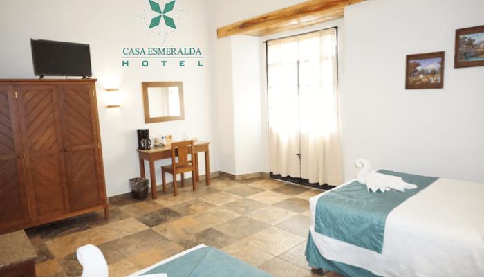 Hotel Casa Esmeralda