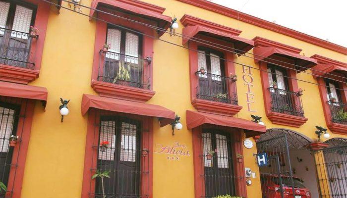 Hotel Posada Doña Alicia