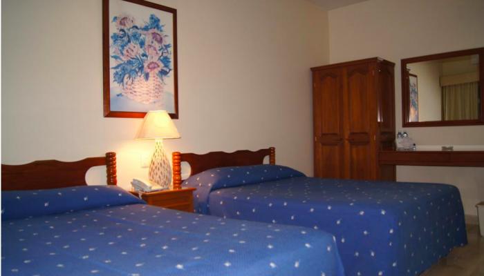 Hotel Veracruz Oaxaca