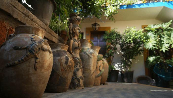 Hotel Las Golondrinas Oaxaca